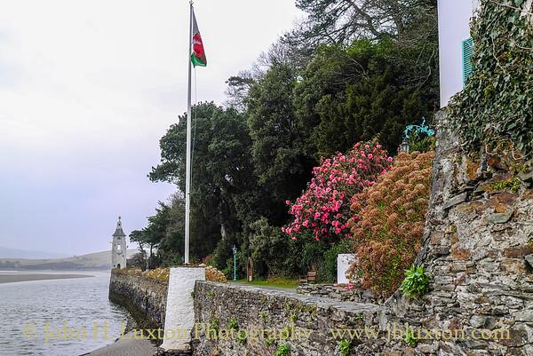 Portmeirion, Gwynedd - April 12, 2013