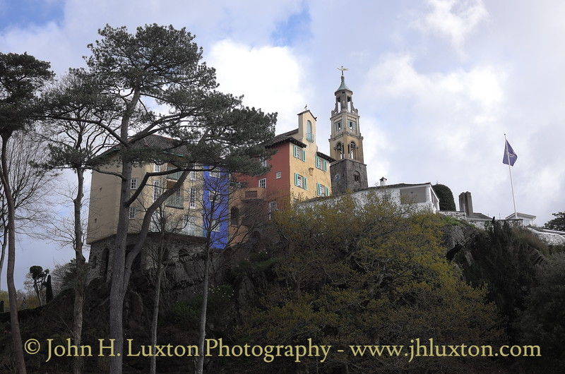 Portmeirion - April 30, 2016