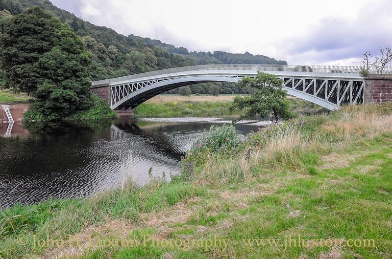 Bigsweir Bridge - River Wye - July 23, 2016