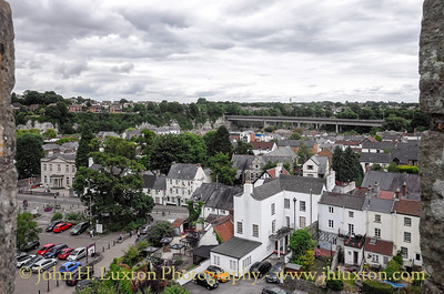 Chepstow - Cas-Gwent - Monmouthshire - July 25 , 2016