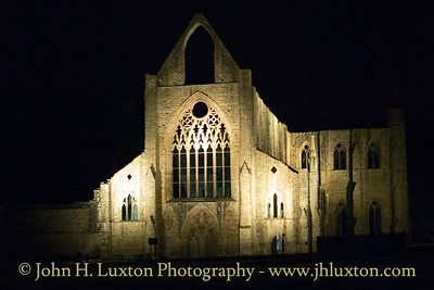 Tintern Abbey, Monmouthshire, October 22, 2016