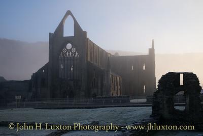 Tintern Abbey, Monmouthshire, December 29, 2016