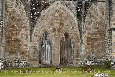 Tintern Abbey, Monmouthshire - July 14, 2021