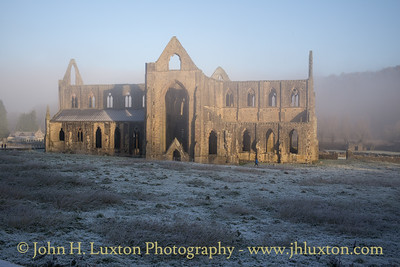Tintern Abbey, Monmouthshire, December 29, 2016