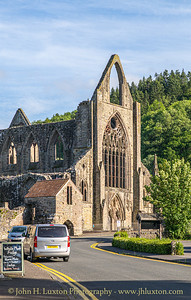 Tintern Abbey, Monmouthshire, May 26, 2019