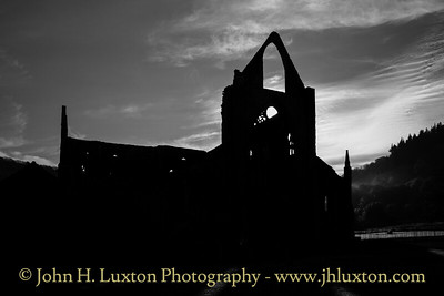 Tintern Abbey, Monmouthshire, October 28, 2017