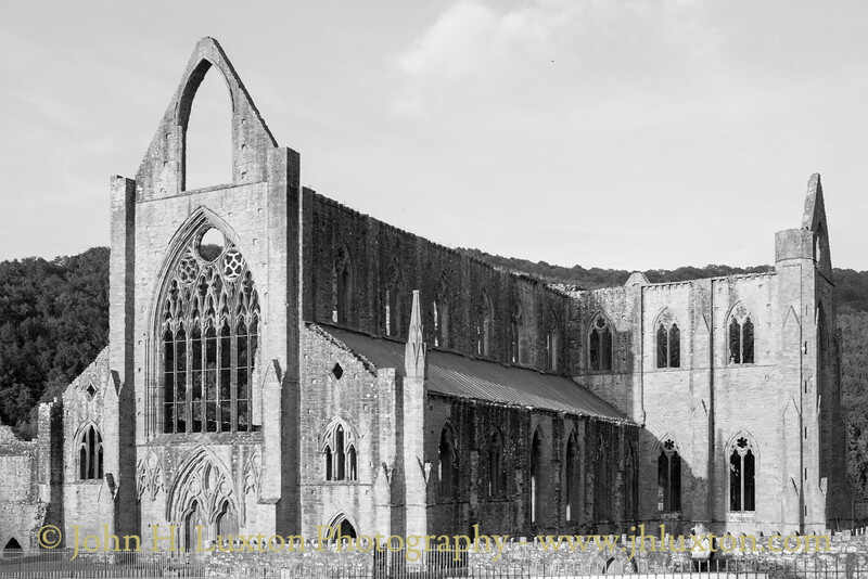Tintern Abbey, Monmouthshire, May 31, 2017