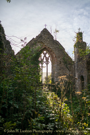 St Mary's Church, Tintern, Monmouthshire - September 12, 2020