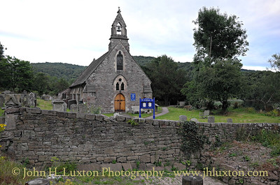 Tintern, Monmouthshire, Wales - July 23, 2016