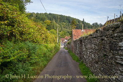 Tintern, Monmouthshire, Wales - September 12, 2020