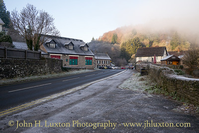 Tintern, Monmouthshire, Wales - December 29, 2016