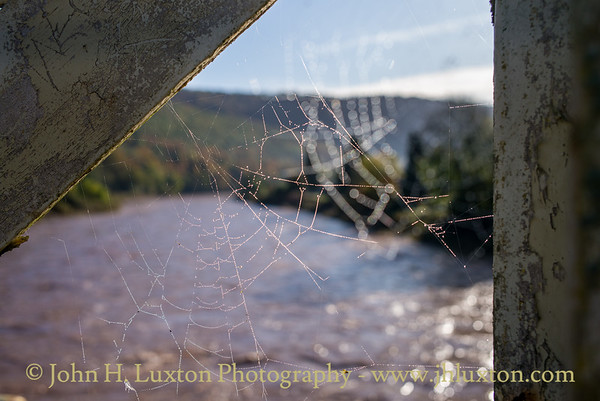 Tintern, Monmouthshire, Wales - October 27, 2019
