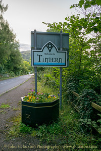 Tintern, Monmouthshire, Wales - September 11, 2020