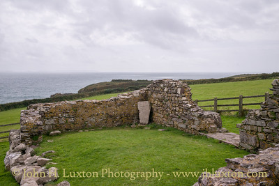 Chapel of St Non and Holy Well, Pembrokeshire - August 17, 2017