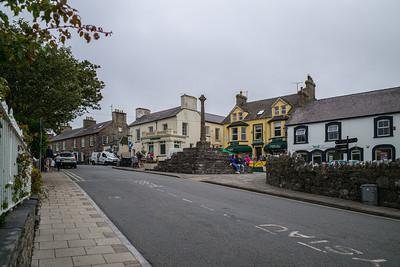 City of St Davids, Pembrokeshire - August 14, 2019
