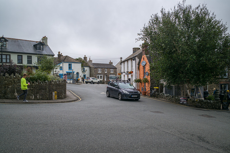 City of St Davids, Pembrokeshire - August 14, 2019