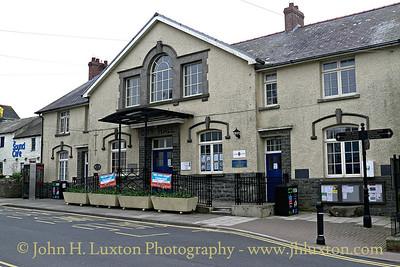 City of St Davids, Pembrokeshire - April 12, 2014
