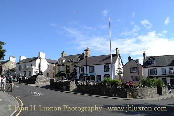 City of St Davids, Pembrokeshire - August 05, 2013