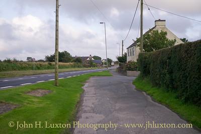 Letterston, Pembrokeshire, Wales - August 17, 2017