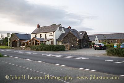 Letterston, Pembrokeshire, Wales - August 27, 2018