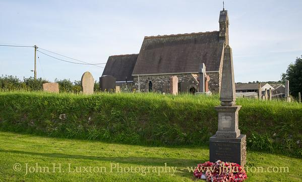 Little Newcastle - Casnewydd Bach, Pembrokeshire, Wales - August 28, 2018