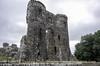 Llawhaden Castle, Llawhaden, Pembrokeshire - August 20, 2016