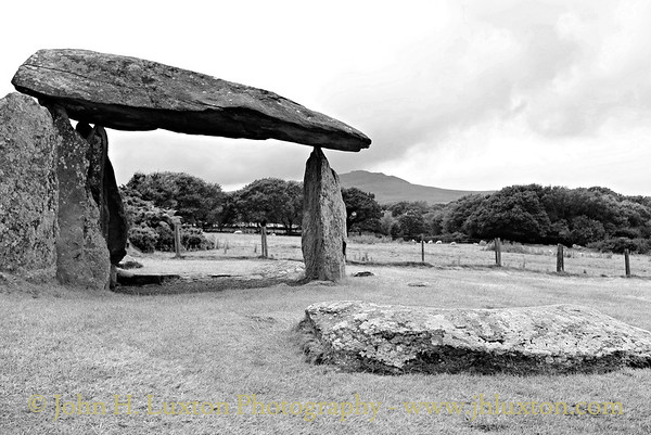 Pentre Ifan Burial Chamber - August 04, 2013