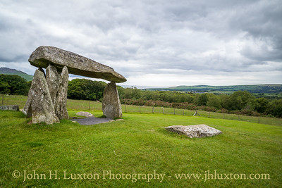 Pentre Ifan Burial Chamber - July 09, 2021