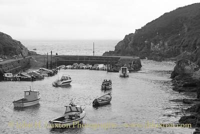 Porthclais Harbour, St David's - August 17, 2017
