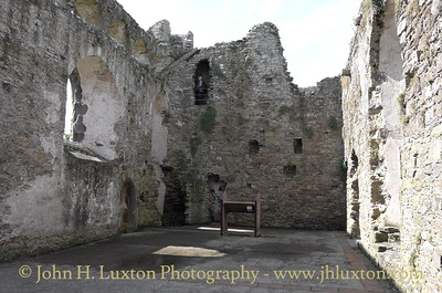 The Bishop's Palace, St David's, Pembrokeshire - August 23, 2016