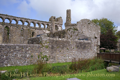 The Bishop's Palace, St David's, Pembrokeshire - August 15, 2017