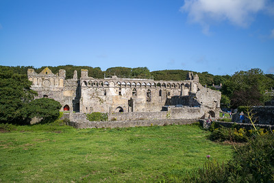 The Bishop's Palace, St David's, Pembrokeshire - August 15, 2019