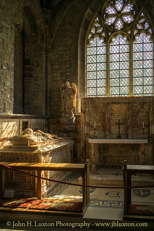 St. David's Cathedral, St. David's, Pembrokeshire - August 15, 2019
