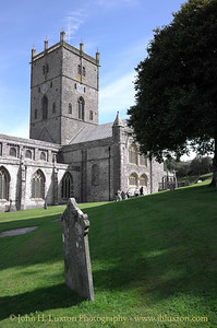 St. David's Cathedral, St. David's, Pembrokeshire - August 19, 2016