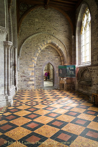 St. David's Cathedral, St. David's, Pembrokeshire - August 27, 2018