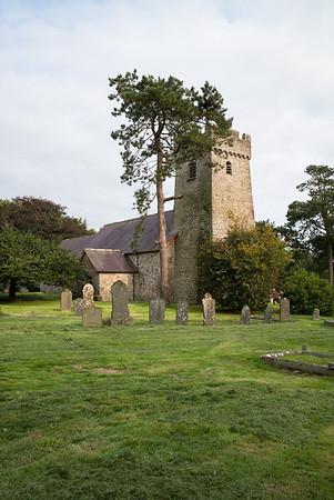 Wiston, Pembrokeshire, Wales - August 26, 2018