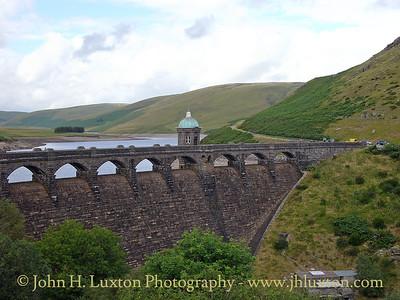 Craig Goch Dam, Elan Valley, Powys, Wales - August 03, 2005