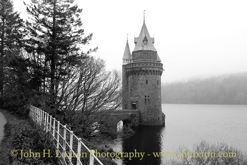 Lake Vyrnwy, Powis - March 09, 2013