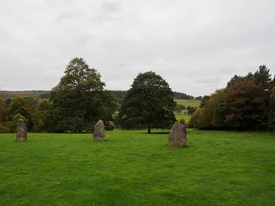 Gorsedd Stones Ruthin