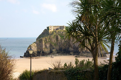 Castle Rock Tenby