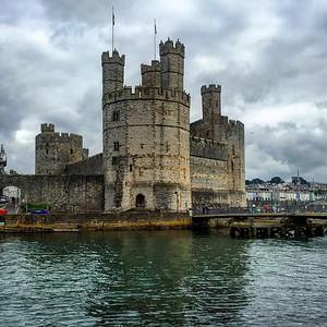 Wales - Caernarfon