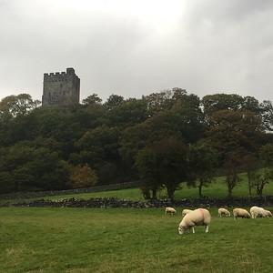 Wales - Dolwyddelan
