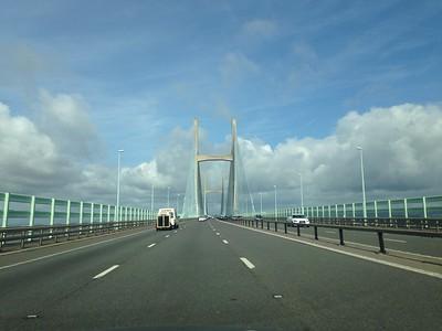 Wales - Severn Bridge
