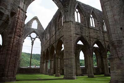Wales - Tintern Abbey