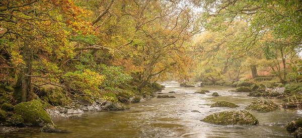 River Wye at Nannerth Fawr