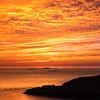 St Justinians sunset