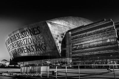 Millenium Centre, Cardiff