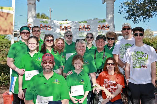 2015 Walk MS Corpus Christi