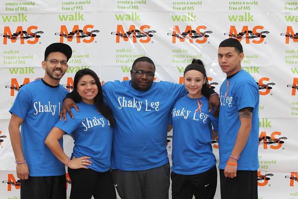 Walk MS Corpus Christi 2014 Team Photos