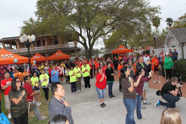 Walk MS Corpus Christi 2013 Event Photos